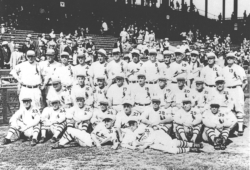 1927 St. Louis Cardinals season